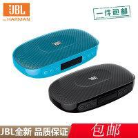 【支持礼品卡+包邮】JBL SD-18 无线蓝牙插卡音箱 便携迷你口袋音箱 外放播放器 屏幕显示 FM收音机 双色可选