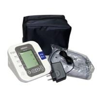 欧姆龙电子血压计HEM-7207带电源智能语音家用上臂式测量血压仪器