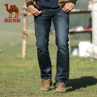 骆驼男装 新款 男士长裤 男士牛仔裤